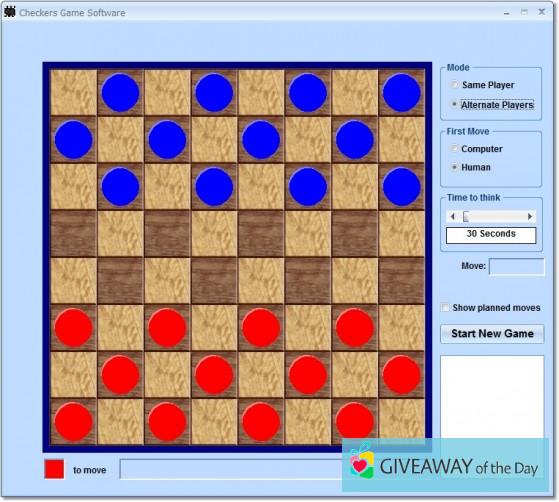 Checker program review.