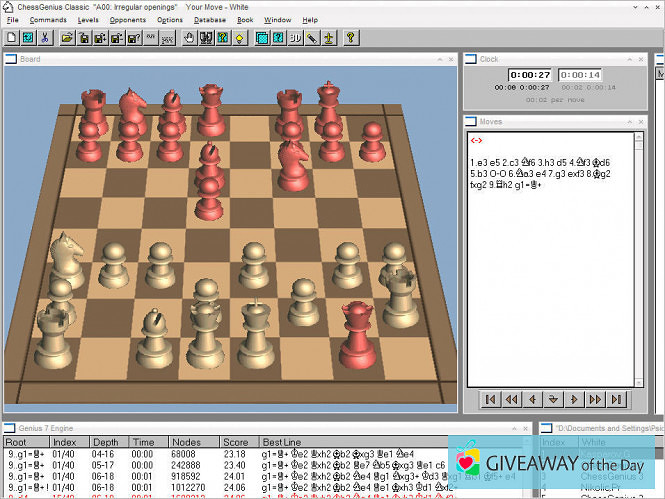 Chess Engine Downloads
