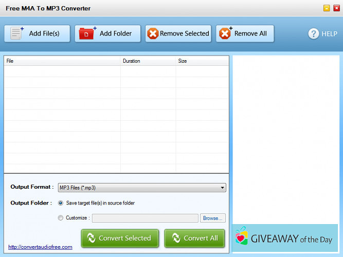Convert M4P to MP3 online – free and easily