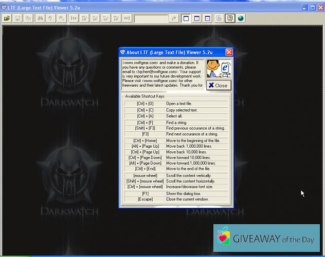 Download Large Text File Viewer 2019 for Windows | Giveaway Download