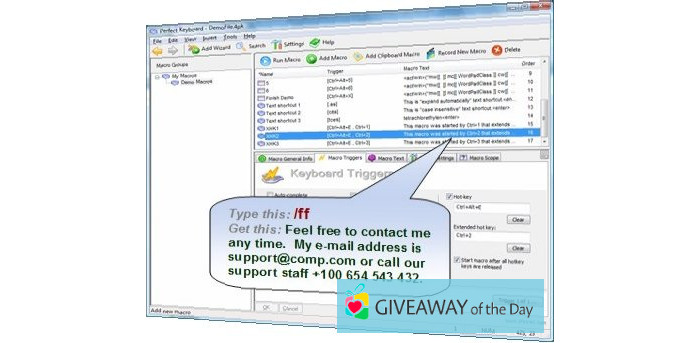 Download Perfect Keyboard Professional 2019 for Windows   Giveaway