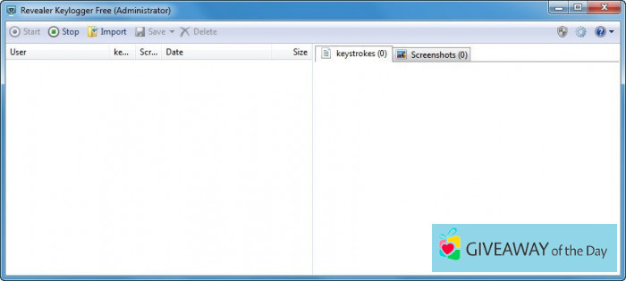 revealer keylogger logixoft