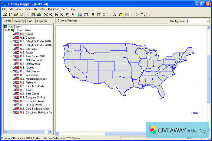 Download Territory Mapper 2019 for Windows | Giveaway Download Basket