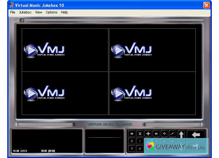 Download Virtual Music Jukebox 2019 for Windows   Giveaway