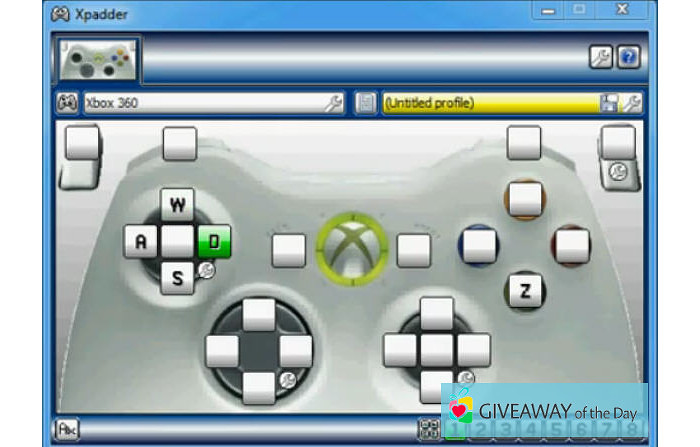 Xpadder 5. 3 download for pc free.