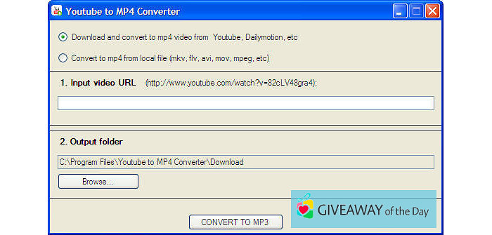 Download YouTube to Mp4 2019 for Windows | Giveaway Download